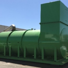 EX Indirect Fired Thermal Oxidizer